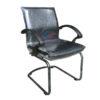 เก้าอี้สำนักงาน ขาเหล็ก ตัว C รหัส 174