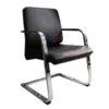เก้าอี้สำนักงาน ขาเหล็กตัว C เหล็กหนาพิเศษ รหัส 1411