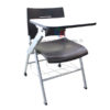 เก้าอี้เลคเชอร์ มีตะแกรงเหล็กวางของ รหัส 2458