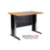โต๊ะทำงานขาเหล็กปั๊มเงา ขนาดเริ่มต้นที่ W80XD60 CM รหัส 1042