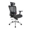 เก้าอี้สำนักงาน โครงเหล็กหนาพิเศษ ERGONOMIC CHAIR รหัส 2329 ราคาโปรโมชั่น