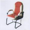 เก้าอี้สำนักงาน ขาเหล็กตัว C รหัส 433