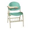เก้าอี้เลคเชอร์ มีตะแกรงวางของด้านล่าง รหัส 580