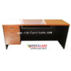 โต๊ะคอมพิวเตอร์ W180XD60 CM ลิ้นชัก คีย์บอร์ด รหัส 704