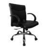 เก้าอี้สำนักงาน ที่นั่งกว้าง รับน้ำหนัก 120 KG รหัส 1561