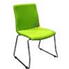 เก้าอี้ทำงาน ขาเหล็ก C รหัส 1743