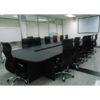 โต๊ะประชุมตัวต่อ16-20ที่นั่ง ขนาด W600XD180CM รหัส 908