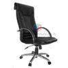 เก้าอี้ผู้บริหาร พนักพิงสูง แขนเหล็ก รุ่น PALACE รหัส 2768